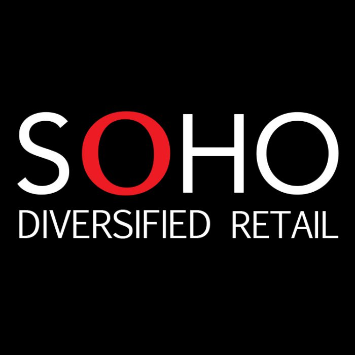 Soho Diversified Retail Co Ltd Enters In Exclusive Franchise
